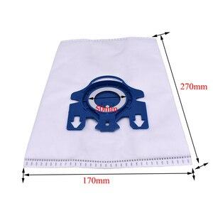 Image 5 - 12Pcs Staub Taschen Filter Ersatz für Miele 3D GN KOMPLETTE C2 C3 S2 S5 S8 S5210 S5211 S8310 Vakuum reiniger Tasche