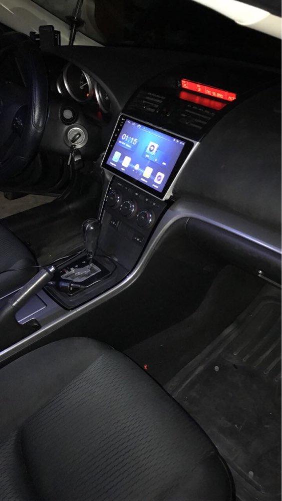Clearance 1G Ram Android 6.01 Car Audio for Mazda6 Mazda 6 2010  Headunit Stereo Vedio GPS Navi Multimedia Radio PC Monitor 4G 5