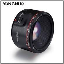 Yongnuo YN50mm F1.8 Ii Grote Diafragma Autofocus Lens 50Mm Lentes Voor Canon 100d 650d 5d 77d 500d 1000d 5DIV 5Diii 5DII 5D 60D