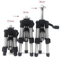 AT280 Tripod For Laser Level 175 280mm Infrared Laser Levels Tripof 5 8 Screw