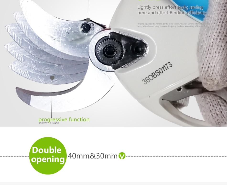 ᐂ2019 New Progressive Type Anti Cutting Hand Lithium Battery