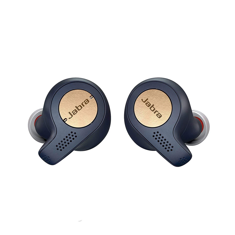 Jabra Elite Active 65t Alexa Enabled True Wireless Sports Earbuds With Charging Case Bluetooth Earphones Headphones Aliexpress