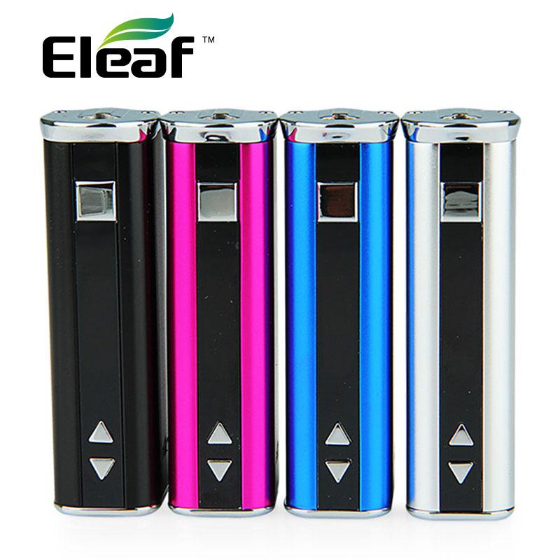 100% Original 30W Eleaf IStick Battery Mod 2200mAh IStick Box Mod 30W VV/VW Modes OLED Screen Electronic Cigarette Battery Vape