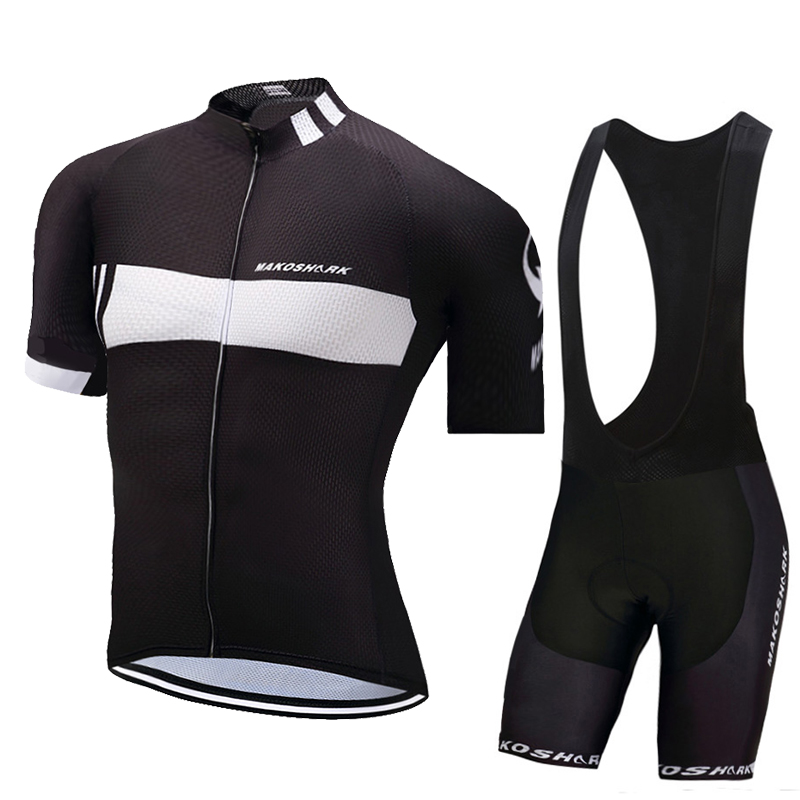 2018 Pro Team Cycling Clothing Set Bicycle Clothes Wear Ropa Ciclismo Outdoor Wear Cycling Jersey Sportswear Racing Bike Suit in Cycling Sets from Sports Entertainment