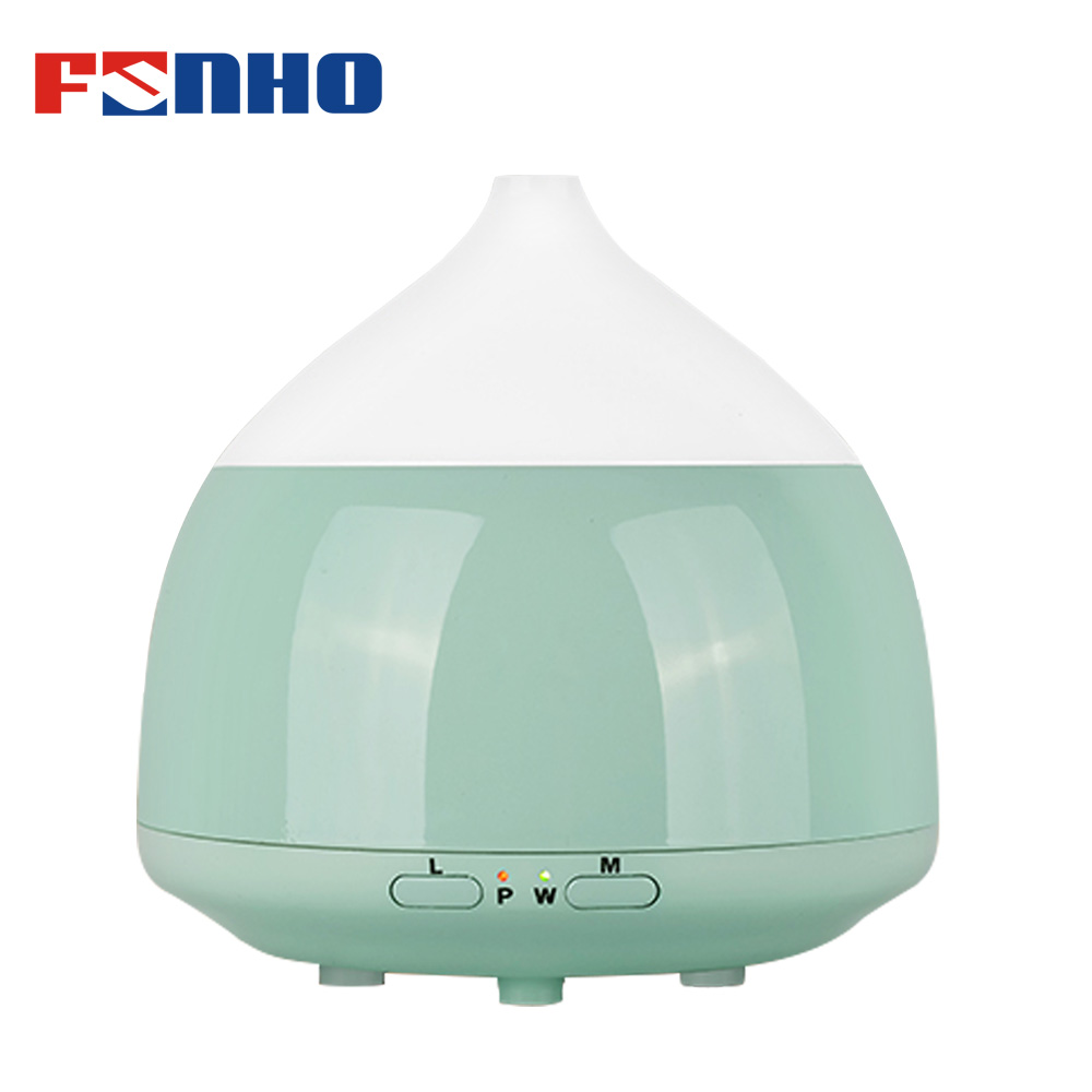 FUNHO Aroma Essential Oil Humidifier Ultrasonic Air Diffuser with Bluetooth USB Changing LED Night Lights for Office Home 1610