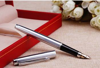 HERO 200-A GIFT GOLD pen metal classic luxurious stainless steel fountain pen