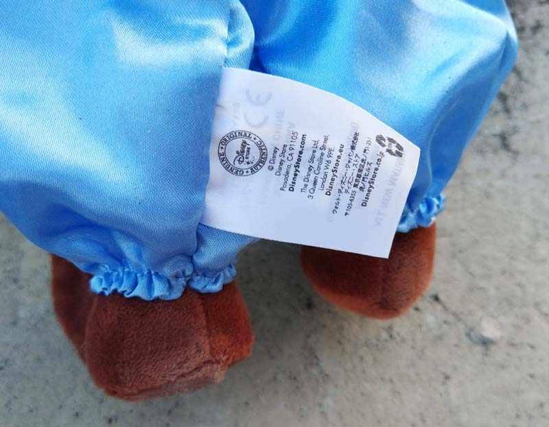 "Novo aladdin genie pelúcia para meninas meninos 18 ""crianças brinquedos de pelúcia para crianças presentes"