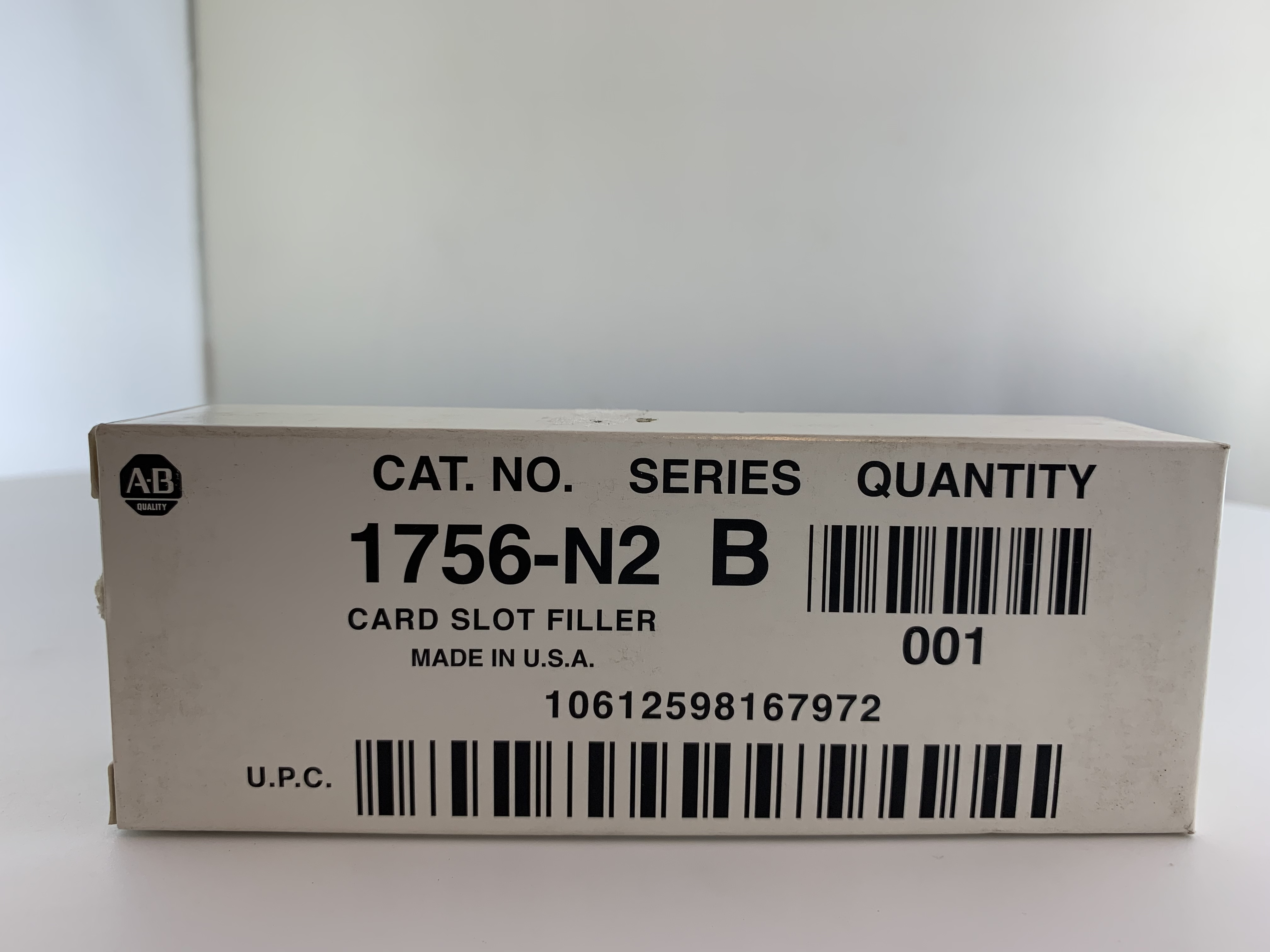 1756-N2 1756N2 PLC Controller,New & Have in stock1756-N2 1756N2 PLC Controller,New & Have in stock