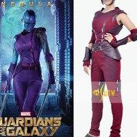 Costume Cosplay guardiani della Galassia Cosplay Costume Set per Le Donne Sexy Costume di Halloween Movie Character Qualsiasi Dimensione