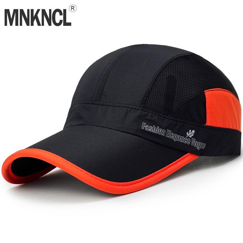 MNKNCL 2018 New Spring Summer Breathable Mesh Baseball