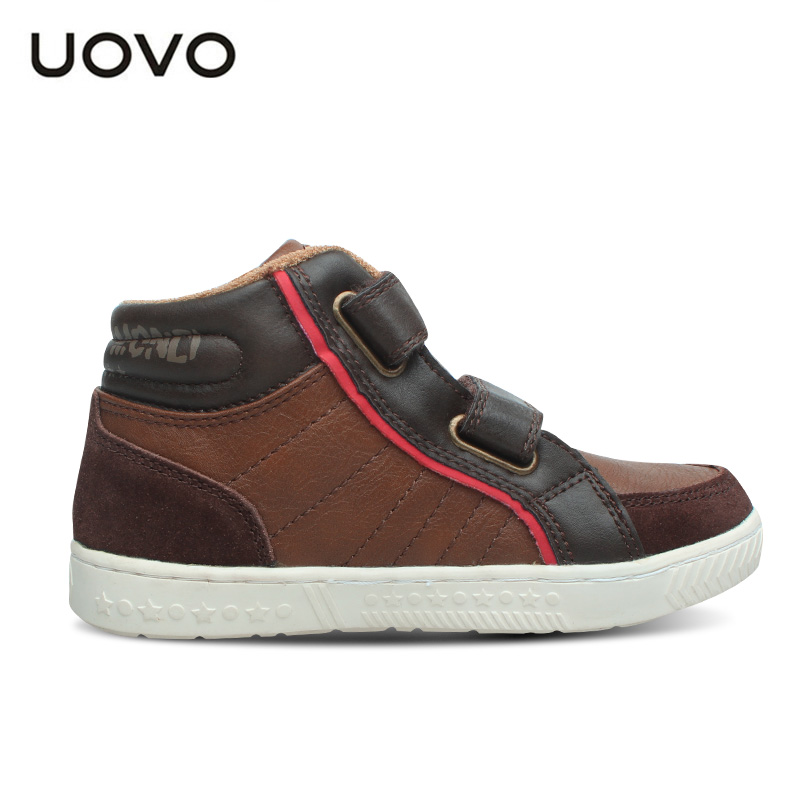 UOVO-2017-Autumn-Kids-Shoes-Boys-Running-Shoes-Hook-And-LoopFashion-Sports-Sneakers-Rubber-Kids-School-Shoes-Size-27-37-2