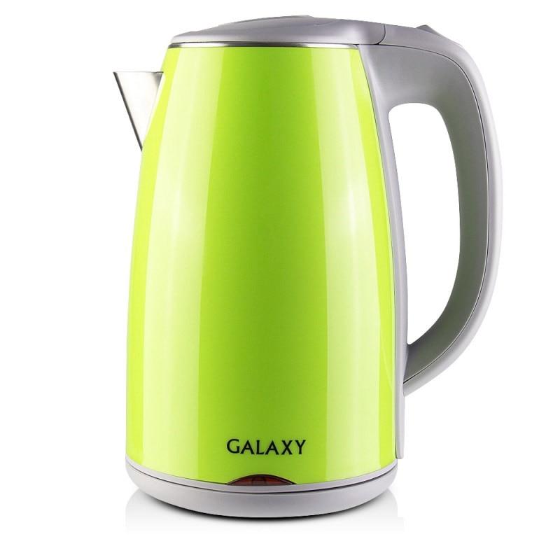 Electric kettle Galaxy GL 0307 green kettle electric galaxy gl 0318 green
