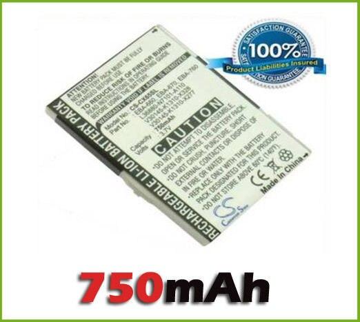 Zwierig Batterij Voor Siemens Cx75, Cxi65, Cxt65, Cxt70, Cxv65, Cxv70, M65, M75, S65, S66, S75, Sk65 Batterij Nieuwe Kleuren Zijn Opvallend