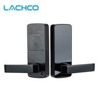 LACHCO смартфон дверной замок Bluetooth приложение комбинации, код сенсорная клавиатура пароль смарт электронный замок L18003AP
