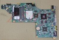 Для hp Pavilion DV7 DV7T DV7 4000 материнская плата для ноутбука 605498 001 DA0LX8MB6E1 ddr3 Бесплатная доставка 100% тест нормально