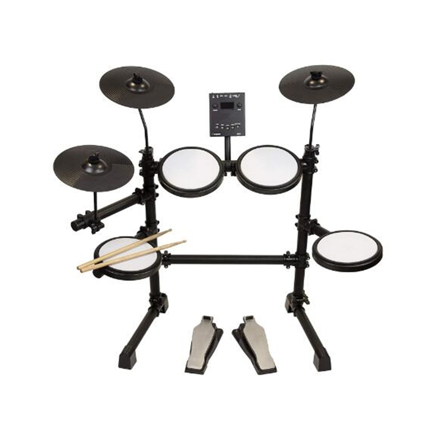 Electronic Drum Set Kit Mesh Head Easy Assemble Rack And Drum Module Including 30 Kits Percussion Musical Instruments