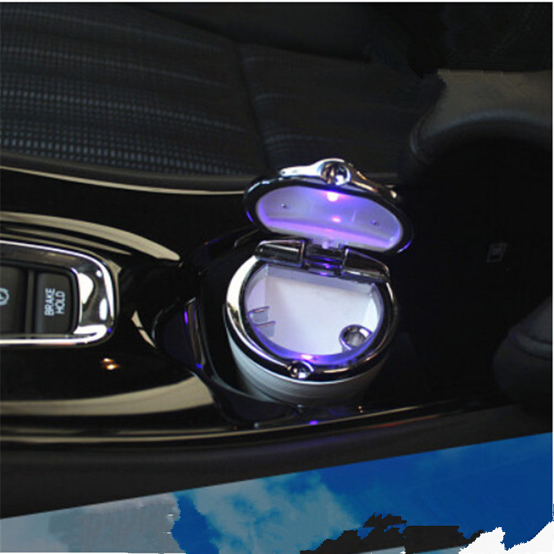 Acura Zdx For Sale: Car Styling Auto Cigarette Ashtray With LED Lamp For Acura