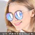 BEOLOWT brand women's men's UV400  Sunglasses Driving  Alloy Sun Glasses for women men with Case Box  BL478