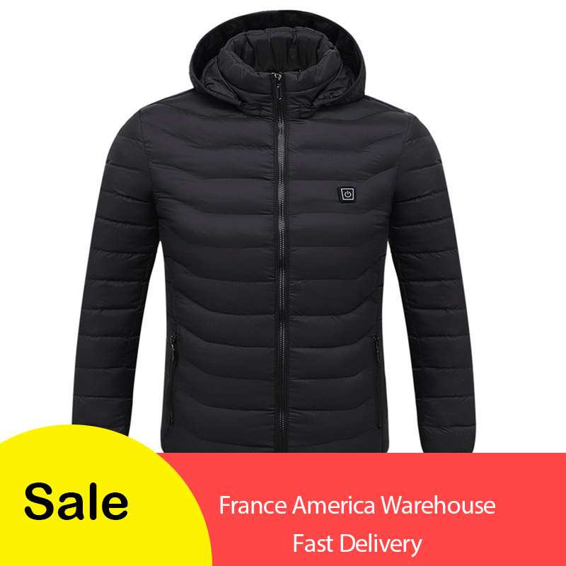 Los hombres chaquetas de lana de invierno impermeable calefactables chaquetas esquí térmico abrigo chaqueta senderismo chaqueta dropshipping. exclusivo. Nueva 2018 Venta caliente