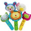 SHILOH Animal Rattle Suit BIBI Rod Baby Hand Puppet 5 Style Hand Stick Handbell BB Stick Multifunctional Kawaii