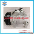 Compressor Type Atuo air conditioning electric ac compressor for Hyundai Hb20 HB 20 Hatch Df 11 DF11 1.0 2012 2013 2014