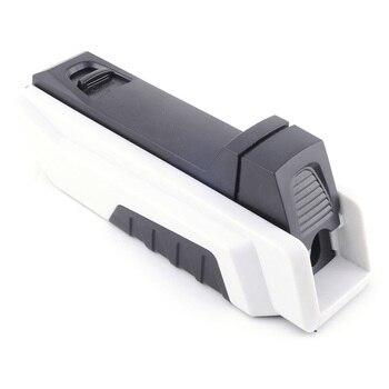 Пластиковая ручная сигарета инжектор табака прокатная машина с одной трубкой розлива роликовая машина для курения в подарок