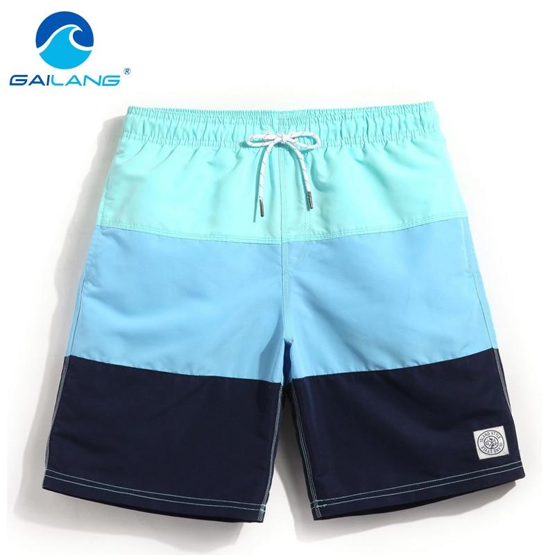 Gailang Brand Men Swimwear Swimsuits Swim Boxer Trunks Bermuda Men's   Board   Beach   Shorts   Quick Drying Bathing Suits Boardshorts