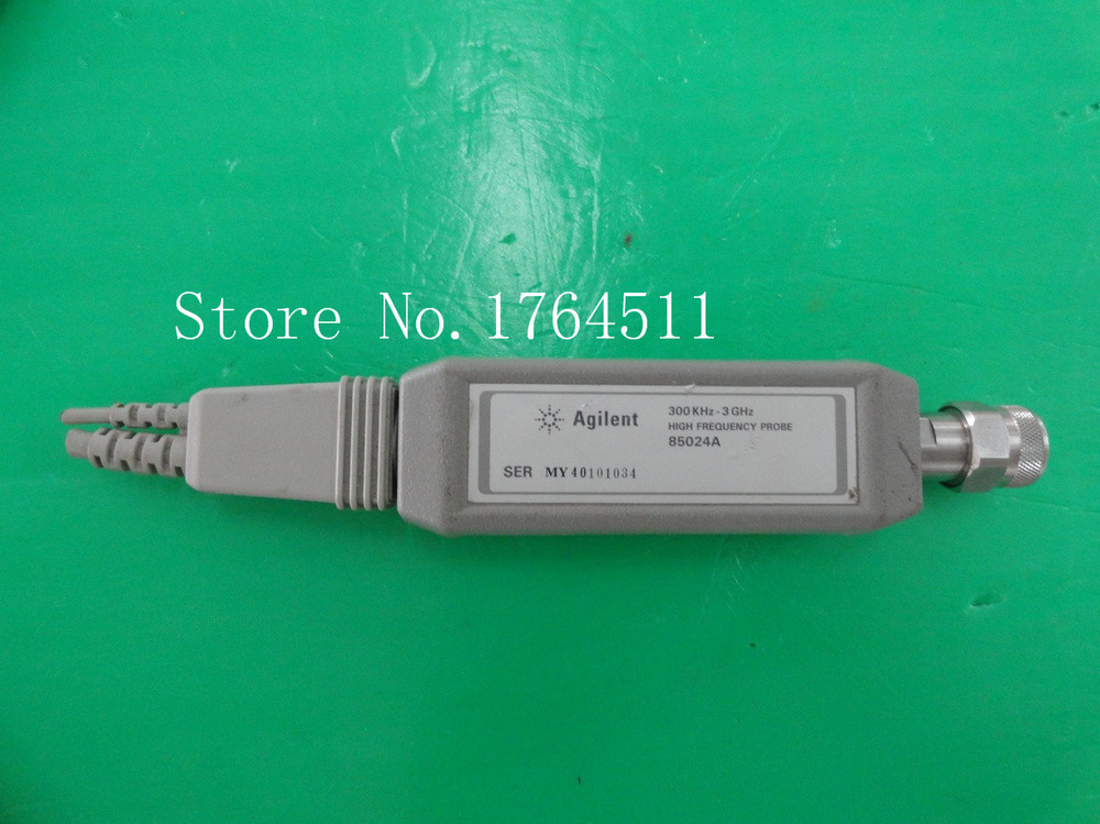 [BELLA] The Supply Of Original 85024A High Frequency Probe 300kHz To 3GHz