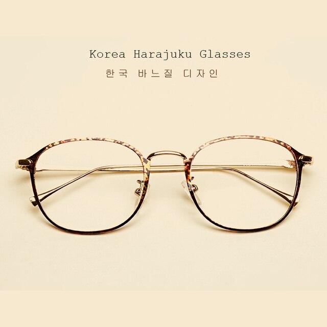 8cad58e702 LIYUE Glasses for computer Oculos de Grau Spectacle Frame men Vintage  optical glasses frame oliver peoples