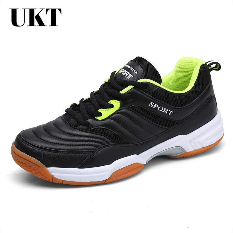 Hot Sale Light Badminton Shoes for Men Anti-Slippery Lace-Up Tennis Breathable Sneakers Hard-Wearing Sport Shoe Mens New цена