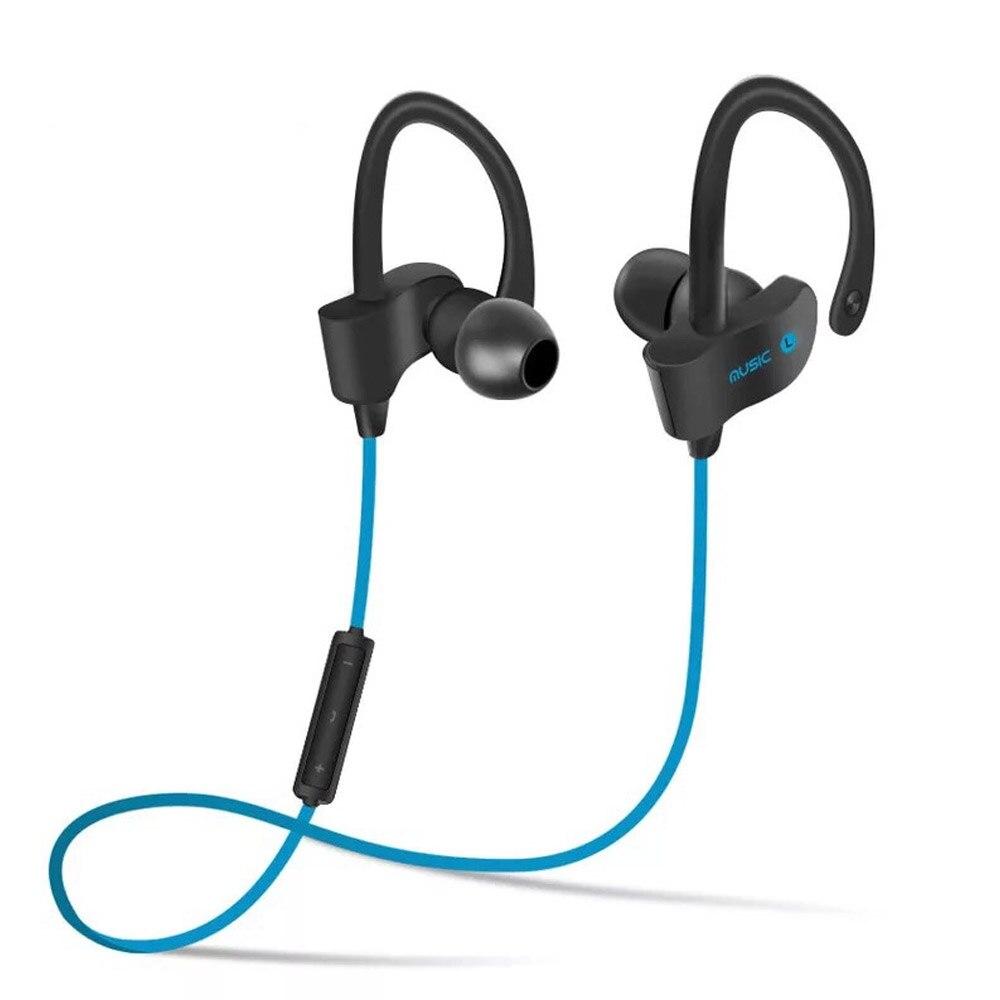 Bluetooth 5,0 наушники Bluetooth беспроводная гарнитура Спорт стерео для iPhone Redial прочный