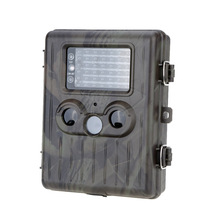 HT-002LI Wildlife Hunting Camera HD Digital Infrared Scouting Trail Camera IR LED Video Recorder 12MP Water-proof Rechargeable