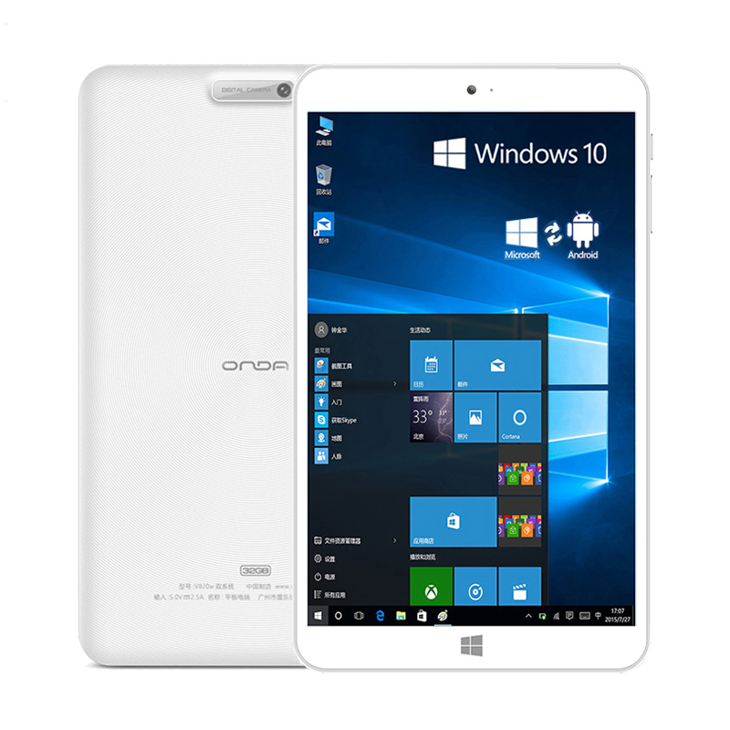Sale onda v820w dual boot intel z3735f windows 10 for Windows 4 sale