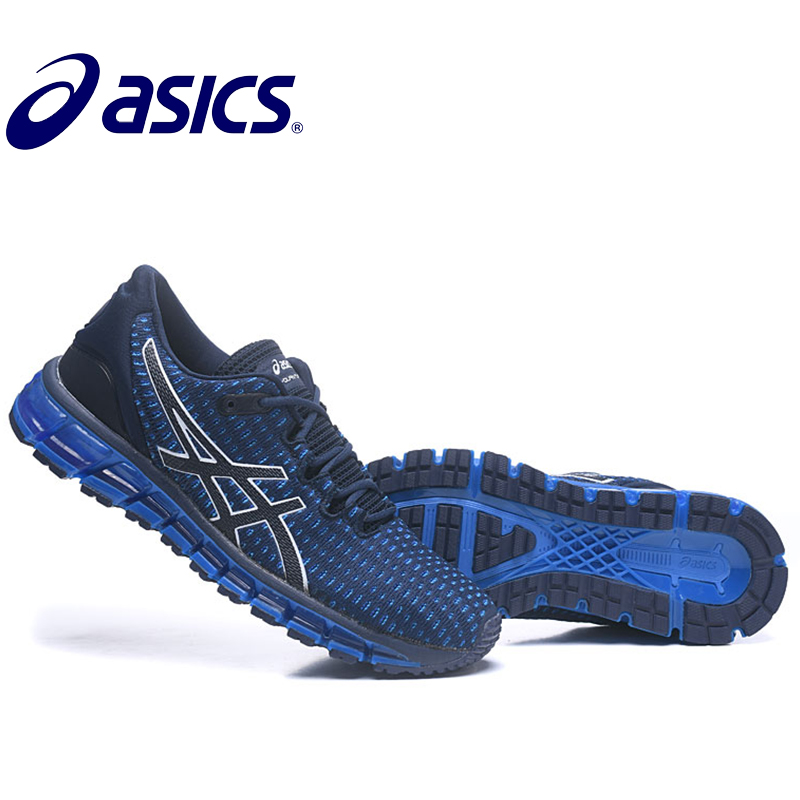 premium selection 4960b 2ba8b US $57.02 12% OFF|2018 Hot Sale ASICS Man's Asicss Gel Quantum 360 SHIFT  Stability Running Shoes ASICSs Sports Running Shoes Sneakers Hongniu-in ...