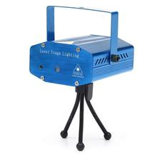 Mini Remote Control Star Laser Projector Stage Lighting Adjustment Dj Disco Party Club Light Outdoor Laser Projector