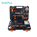ELECALL 82 PCS ET-DZ82 Professional Household-hardware Combination Tool Box Tools Kit Packed Square