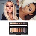 2016 8 colors luster dazling eye shadow Smokey Eye Shadow Palette  Makeup Makeup Kit golds and coppers Nude Eyeshadow Palette