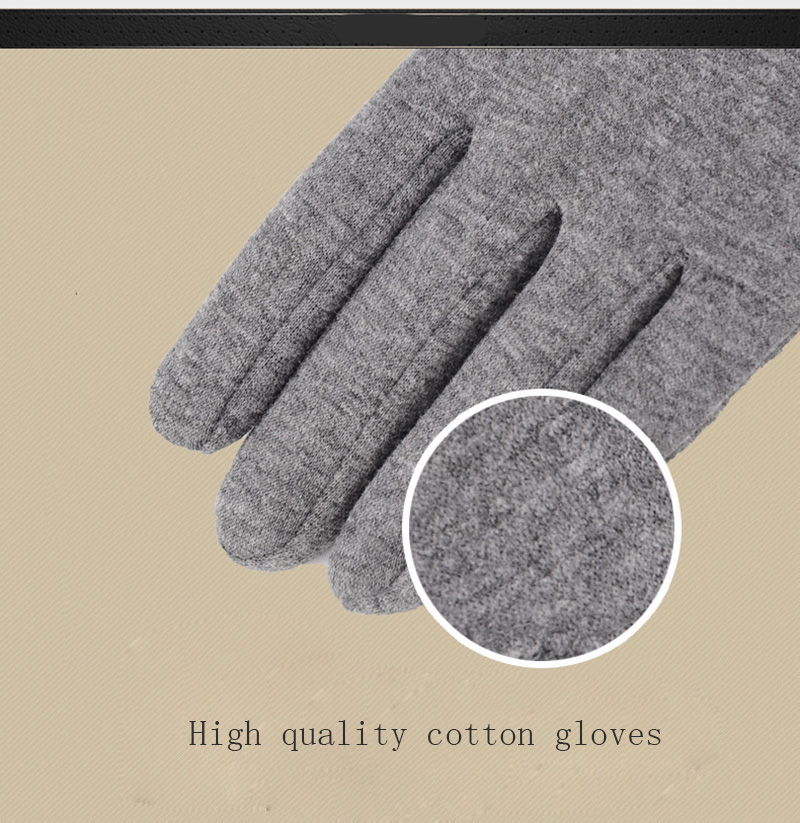 Comfortable and Warm Non Inverted Touch Screen Gloves for Women with Sensitive Touch Screen Function without Hand Exposing to Cold 19
