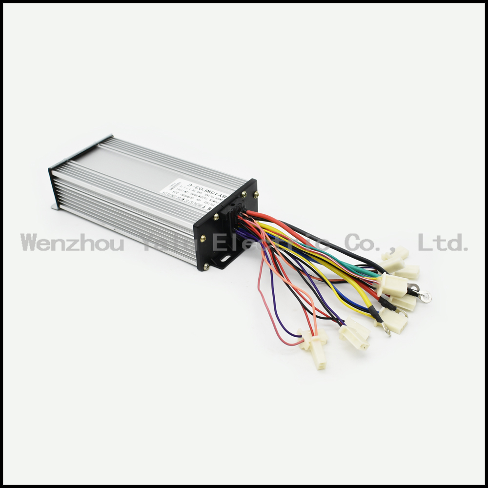 Worldwide delivery 1800w 48v brushless motor controller in