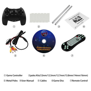 Image 5 - Cemicen 2 PCS 10.1 אינץ רכב משענת ראש צג DVD וידאו נגן עם FM/IR משדר/USB/SD (MP5) /אלחוטי משחק/HDMI יציאת/Gamepad