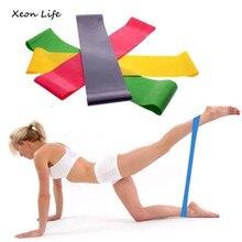 Эластичная лента для йоги, пилатеса для дома, тренажерного зала, фитнеса, тренировок, йоги, пилатеса, эластичные ленты