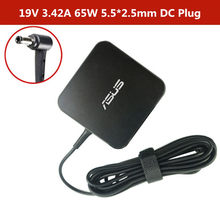 ASUS Adaptor Laptop 19 V 3.42A 65 W 5.5*2.5 Mm ADP-65DW A/ADP-65AW A AC Power Charger untuk Asus X550C A450C Y481C Notebook(China)