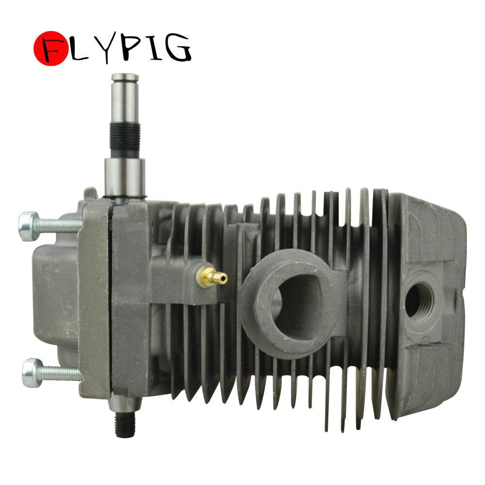 Engine Motor Cylinder Piston Crankshaft For Stihl 025 Ms230 Ms250 1123 020 1209