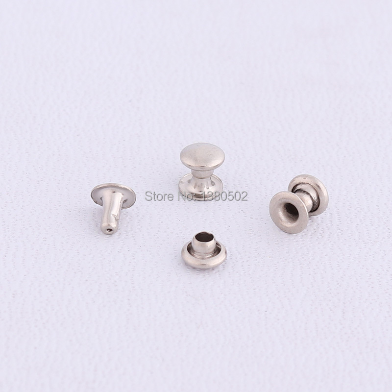 100Pcs 10/12/14mm Metal Snap Fasteners Press Button Stud Sewing Crafts 2 Colour Art & Craft Supplies Sewing Buttons