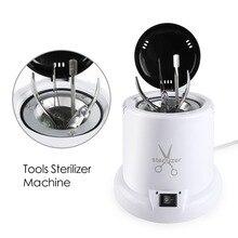 High Temperature Tools Sterilizer Box Nail Sterilizer Manicure  Sterilizer Disinfection Nail Sterilizer Glass Balls недорого