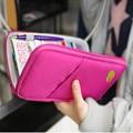 new design multifunctional travel storage bag document package travelus folder passport ID ticket holder cover free shipping