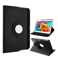 Tab 3 10 GT P5200 P5210 Pu Leather Cover Case for Samsung GALAXY TAB 3 10.1 Tablet 360 Degree Rotating Flip Cover Tab3 10 P5200