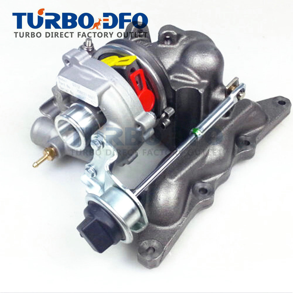 Garrett Turbocharger GT1238S Turbo Complete 708837-0001 For Smart-MCC 0.6 MC01 YH 599 Ccm 40 KW 55 HP M160R3 3Zyl A1600960499