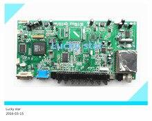 Original LC-TM4011 motherboard LC-TM3719 35008775 REV-02 with LTA400W2-L02
