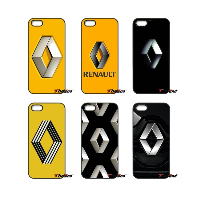 Mode Renault Auto Logo Voor Ipod Touch Iphone 4 4 S 5 5 S 5c Se